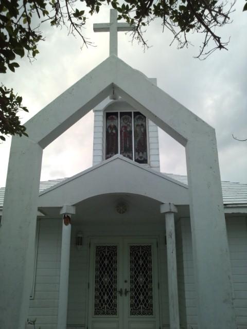 教会があります